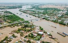 Đề xuất xây cao tốc Châu Đốc - Cần Thơ - Sóc Trăng gần 30.000 tỷ đồng