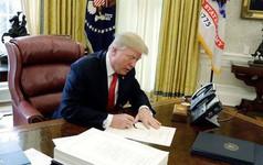Một ngày làm việc của Tổng thống Mỹ Donald Trump