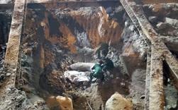 Hà Nội: Lực lượng chức năng phá gỡ quả bom ở phường Trúc Bạch trong đêm