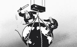 """Chuỗi cung ứng toàn cầu """"dưới trướng"""" Joe Biden: Giảm nhập khẩu vào Mỹ, tăng vận chuyển container và """"lập team"""" đối đầu Trung Quốc"""
