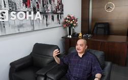 """Ông sếp công ty bán nhiều xe Mẹc nhất Việt Nam: """"Đại gia thực sự không ai cần một căn phòng dát vàng, bày châu báu"""""""