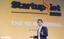 CEO Infinity Blockchain Ventures: Startup muốn trở thành kỳ lân, không nên đổ nhiều tiền vào công nghệ cao ngay từ đầu