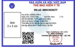 BHXH Việt Nam thay mẫu thẻ BHYT mới từ 1/4 năm sau