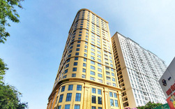 Tòa nhà dát vàng 24K từ chân đến nóc khủng nhất Hà Nội đang hoàn thiện