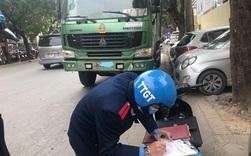 'Bảo kê' xe tải ở Hà Nội, trục lợi hơn 6 tỷ đồng
