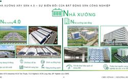 BĐS công nghiệp Việt Nam: Thời của nhà xưởng và nhà kho xây sẵn