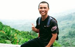 Nghỉ công việc lương 8 triệu, lên đường đi bộ xuyên Việt với 0 đồng, chàng trai Gia Lai quyên được 127 triệu đồng cho trẻ vùng cao