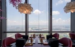 Bồng bềnh như mây bay: Có gì trong nhà hàng cao nhất Đông Nam Á tại Sài Gòn?