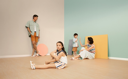 PEDRO KIDS ra mắt, bố mẹ tha hồ diện giày Tone-sur-tone cùng con