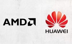 Tại sao đang bị dồn đến bước đường cùng, Huawei bỗng nhiên được AMD và Intel cùng đưa tay cứu giúp?