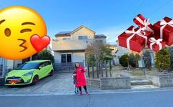 Quỳnh Trần JP lần đầu công khai căn trọ xập xệ trước khi sang nhà mới bạc tỷ ở Nhật, tiết lộ món đồ dùng để dằn mặt chồng