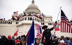 FBI điều tra số tiền từ nước ngoài chuyển cho nhóm bạo loạn Điện Capitol
