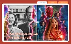 WandaVision: Nước cờ lột xác của Marvel, sáng tạo vô biên đúng chuẩn bom tấn truyền hình nổi nhất thế giới!