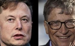 Khẩu chiến giới siêu giàu: Elon Musk một mình đấu với Bill Gates và Warren Buffett