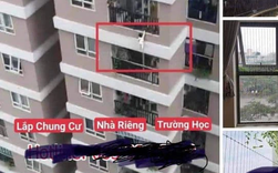 Phẫn nộ và phản cảm: Hình ảnh bé gái rơi từ tầng 12 chung cư ở Hà Nội bị đem ra làm quảng cáo bán hàng