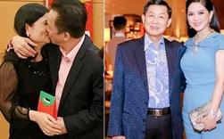 Chuyện ngôn tình của đại gia Việt: Trên thương trường hô mưa gọi gió, về nhà vẫn ngọt ngào vì yêu