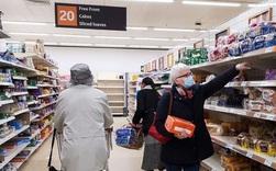 """Người dân Anh đi """"mua sắm phục thù sau phong tỏa"""