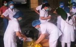 Thuê nhóm thợ làm cửa có F1 của ca siêu lây nhiễm, ông 74 tuổi dương tính với SARS-CoV-2