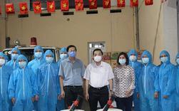 Chủ tịch Hà Nội nhắn nhủ 'đội đặc nhiệm' Thủ đô đi Bắc Giang hỗ trợ chống dịch