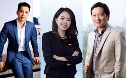 3 chủ tịch ngân hàng trẻ nhất Việt Nam: Người ngồi ghế nóng từ khi 34 tuổi, người chuyển từ ngành dược sang tài chính, đặc biệt nữ chủ tịch được bầu vào phút chót