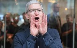 iPhoneX sẽ là siêu phẩm giúp Apple cất cánh, trở thành công ty nghìn tỷ đôla đầu tiên trong lịch sử