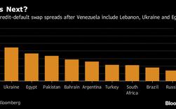 Nước nào có nguy cơ theo bước Venezuela vỡ nợ?