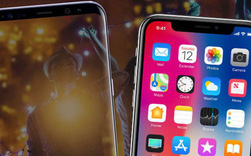 Bất ngờ chưa Apple? Dân Mỹ lại thích Galaxy S8 hơn iPhone X