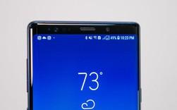 Samsung muốn loại bỏ thiết kế tai thỏ, bằng cách giấu camera selfie bên dưới màn hình
