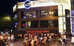 Chung cư cao cấp Hà Nội 'hoán cải' khu kỹ thuật... thành quán bia