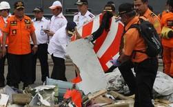 Indonesia tìm thấy một hộp đen của máy bay Lion Air bị nạn