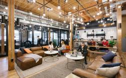 Gã khổng lồ chia sẻ văn phòng WeWork vừa được Softbank rót thêm 3 tỷ USD