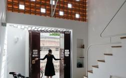 Báo Mỹ viết về ngôi nhà siêu hẹp, siêu méo nhưng đẹp như kiệt tác kiến trúc ở Sài Gòn
