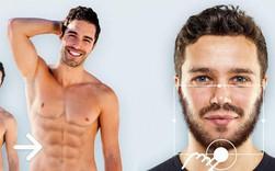 Ứng dụng thần kỳ này giúp phái mạnh có cơ bụng 6 múi, râu ria nam tính và nhiều hơn thế nữa
