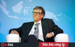 Ở Microsoft: Làm việc là đam mê và đích thân Bill Gates sẽ theo dõi mức độ cam kết đó của từng nhân viên