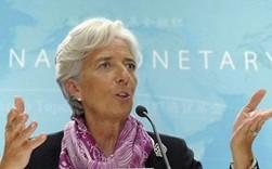 """Giám đốc Quỹ tiền tệ quốc tế IMF: Theo dõi tiền mật mã với blockchain để """"chiến đấu với lửa"""""""