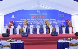 Hà Nội khởi công đường vành đai 2 trên cao Vĩnh Tuy - Ngã Tư Sở