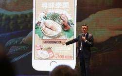 Jack Ma vừa giúp Thái Lan bán được 200 tấn sầu riêng trong vòng đúng 1 phút