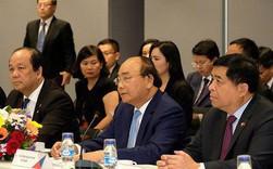 Thủ tướng Nguyễn Xuân Phúc đối thoại với doanh nghiệp Singapore: