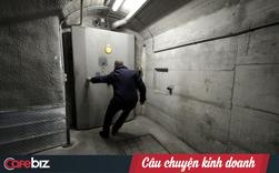 Bí ẩn căn hầm chứa 10 tỷ USD bitcoin có đội bảo vệ ngày đêm, cửa chống bom và hành lang đi vào là bê tông cốt thép