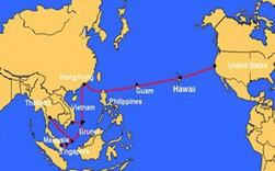 Cáp AAG được sửa đến ngày 5/6, kết nối Internet từ Việt Nam đi quốc tế lại ảnh hưởng