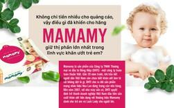 Không chi tiền nhiều cho quảng cáo, vậy điều gì đã khiến cho hãng Mamamy giữ thị phần lớn nhất trong lĩnh vực khăn ướt trẻ em?