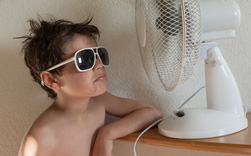 11 điều cần nhớ để chống chọi với cái nóng khi không có điều hòa