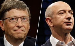 Bill Gates không hề thua kém Jeff Bezos về khả năng kiếm tiền, ông mất ngôi vị giàu nhất thế giới vì lý do đầy nhân văn và tình người