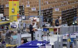 Nhân viên tại châu Âu của Amazon nhằm đúng sự kiện sale