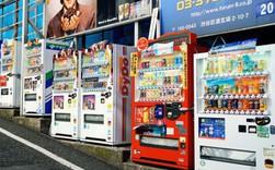 Ở Nhật, ra ngõ là gặp ngay máy bán hàng tự động và đây là 6 lí do cực cool của nó