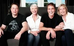 Gia đình toàn doanh nhân máu mặt của Elon Musk: Mẹ là người mẫu nổi tiếng, bố là kỹ sư giàu có, 3 anh chị em, mỗi người tự thành lập nên một công ty ở 3 lĩnh vực khác nhau và đều thành công