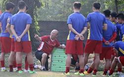 HLV Park Hang-seo sử dụng đội hình nào để lấy 3 điểm trận U23 Việt Nam - U23 Nepal?