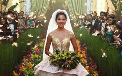Bộ phim về những người giàu có điên rồ ở châu Á làm điên đảo Mỹ và Canada dịp cuối tuần