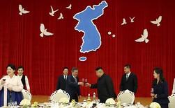 Súp vi cá mập và thực đơn đặc biệt ông Kim Jong-un chiêu đãi Tổng thống Hàn Quốc