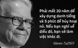 Đã 88 tuổi nhưng Warren Buffett vẫn không ngừng